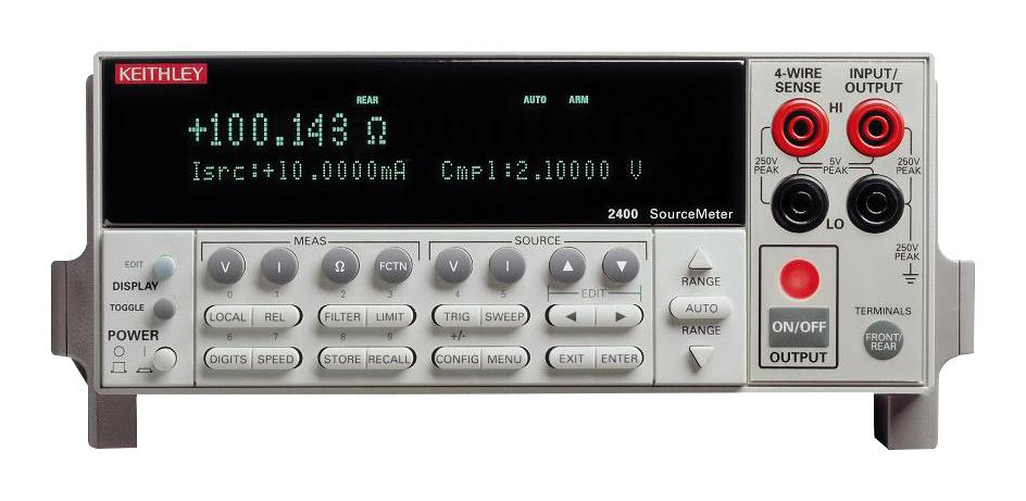 Keithley Serie 2400